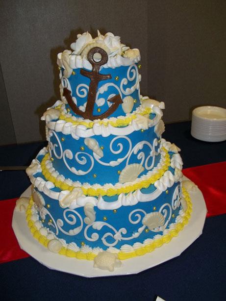 Chris Janicek Cake Box